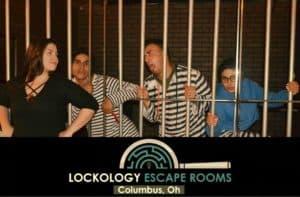 Haunted Prison Escape Room